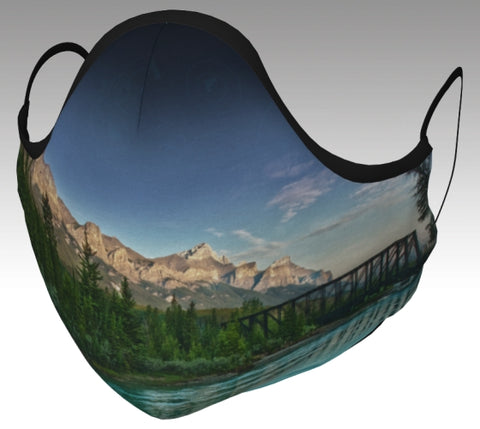 Mask: Morning Rundle