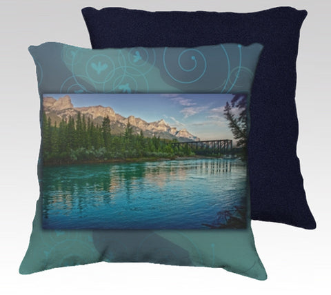 Morning RUNdle Pillow Cover