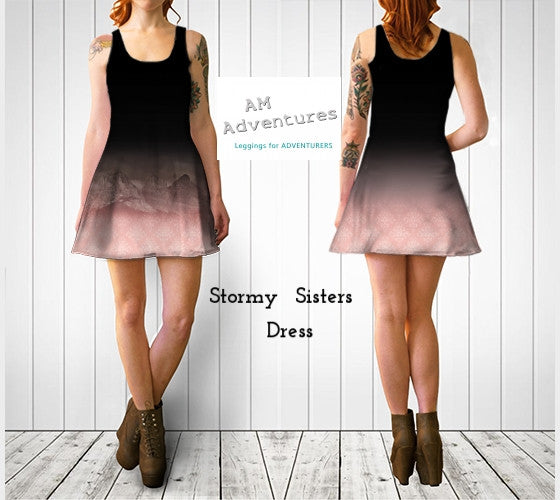 Stormy Sisters Dress