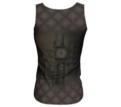 Vancouver Gas Town Steam Clock Tank Top
