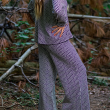Load image into Gallery viewer, Knitted fall outfit