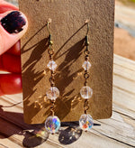 Load image into Gallery viewer, Cascade Falls Dangle Earring