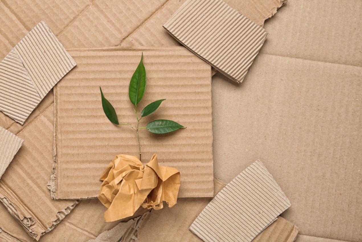How we're going the extra mile with our sustainable packaging.