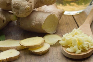The Benefits of Ginger.