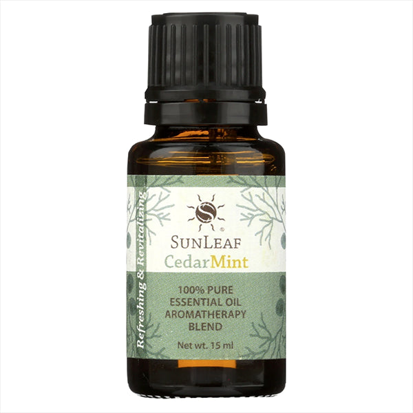 Sunleaf Blended Essential Oils - Assorted Fragrances - GRACEiousliving.com