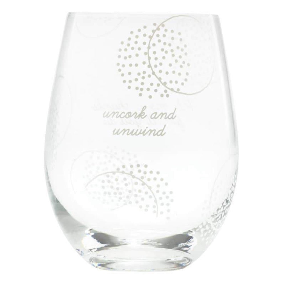 About Face Designs - Uncork Wine Glass - GRACEiousliving.com