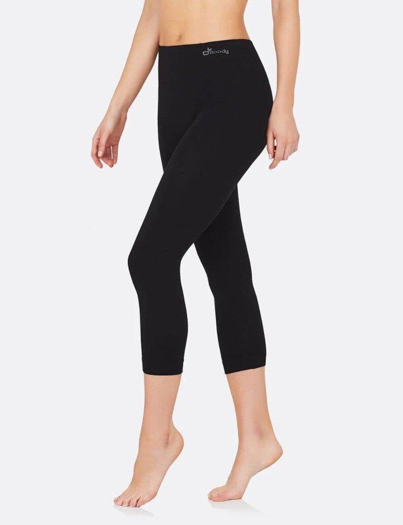 Boody™ Eco Wear 3-4 Legging - GRACEiousliving.com