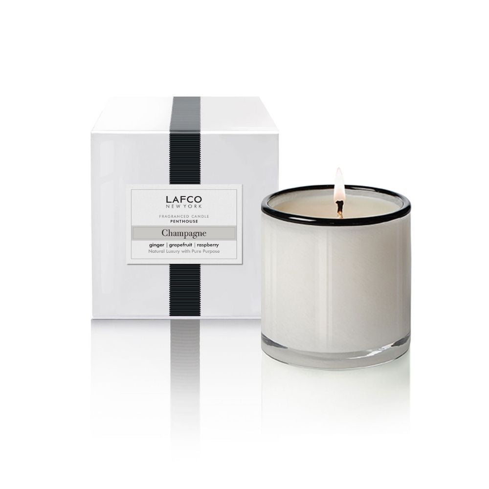 LAFCO® Champagne Signature 15.5 oz. Candle - GRACEiousliving.com