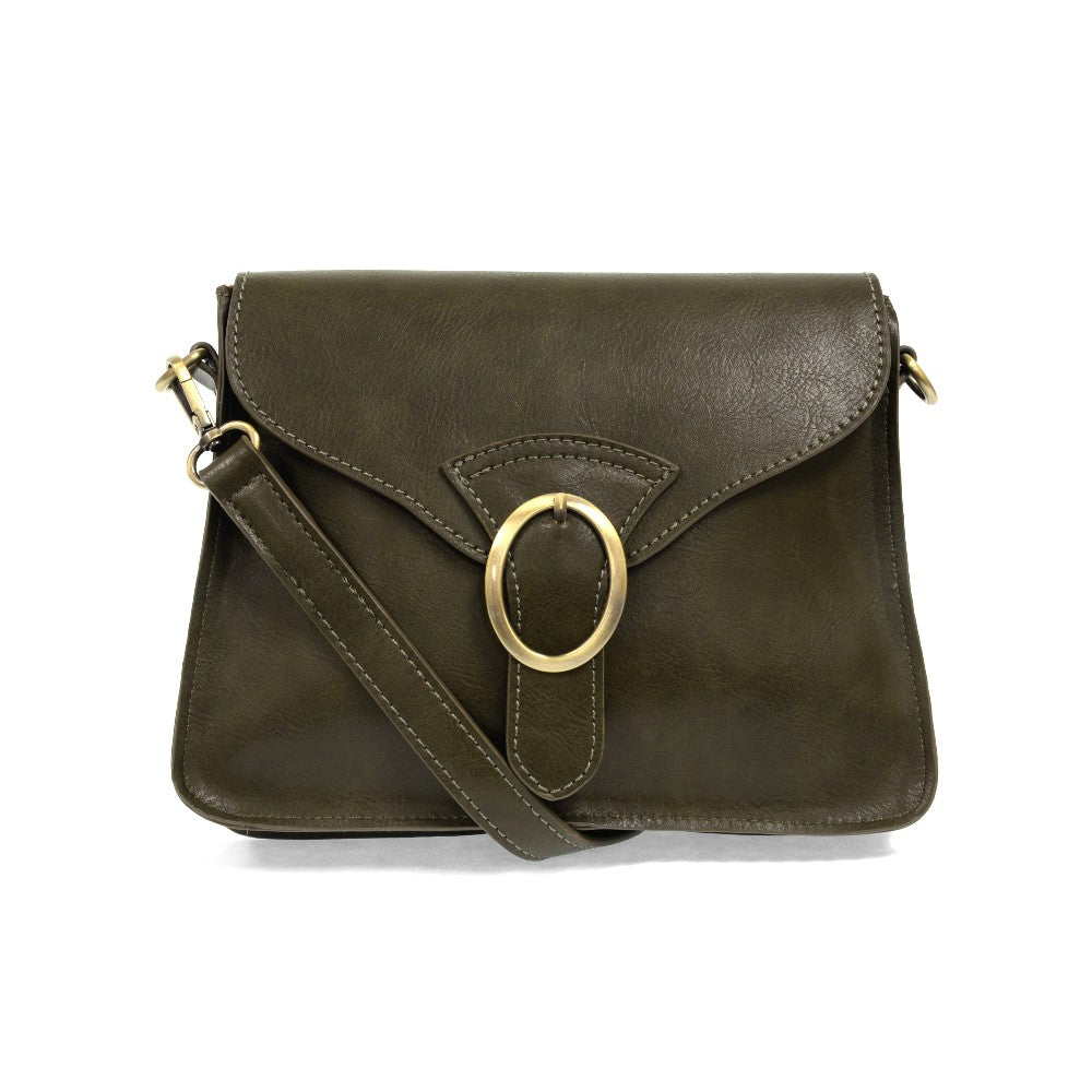 Joy Susan® Convertible Buckle Handbag - GRACEiousliving.com