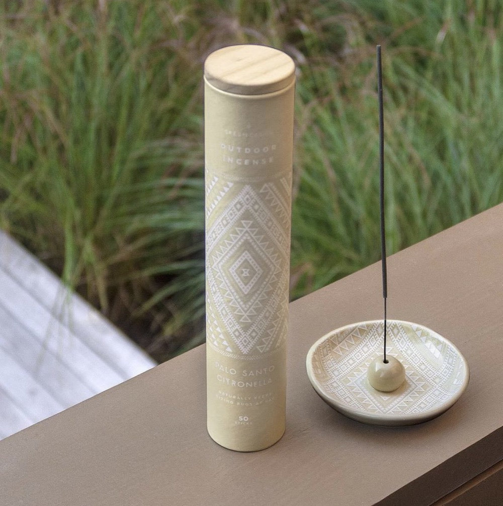 Skeem Design® Palo Santo Citronella Outdoor Incense - GRACEiousliving.com