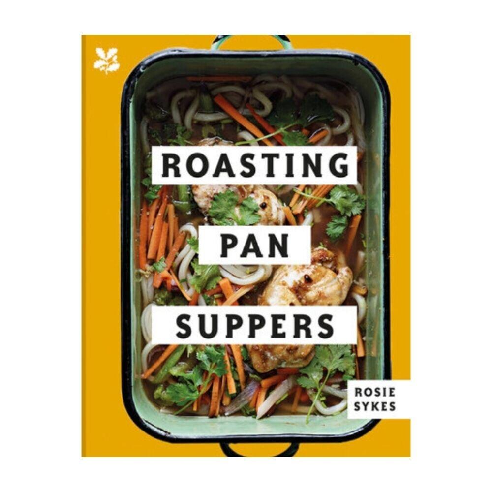 Roasting Pan Suppers by Rosie Skyes - GRACEiousliving.com