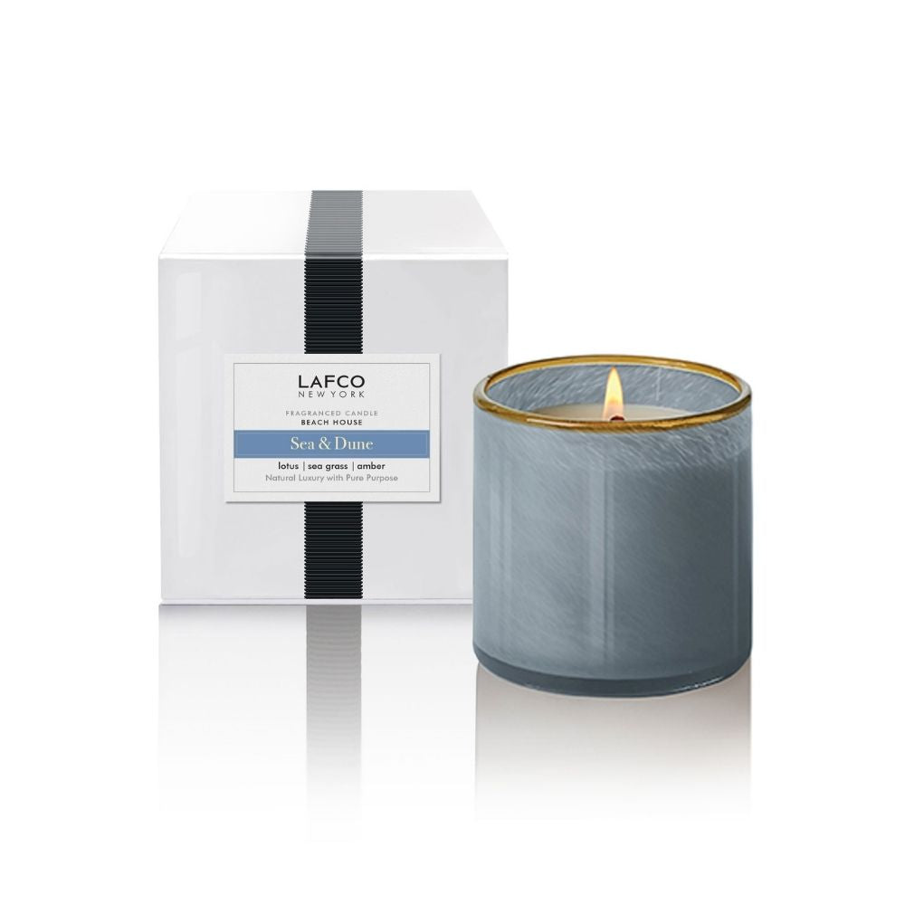 LAFCO® Sea & Dune Signature 15.5 oz. Candle - GRACEiousliving.com
