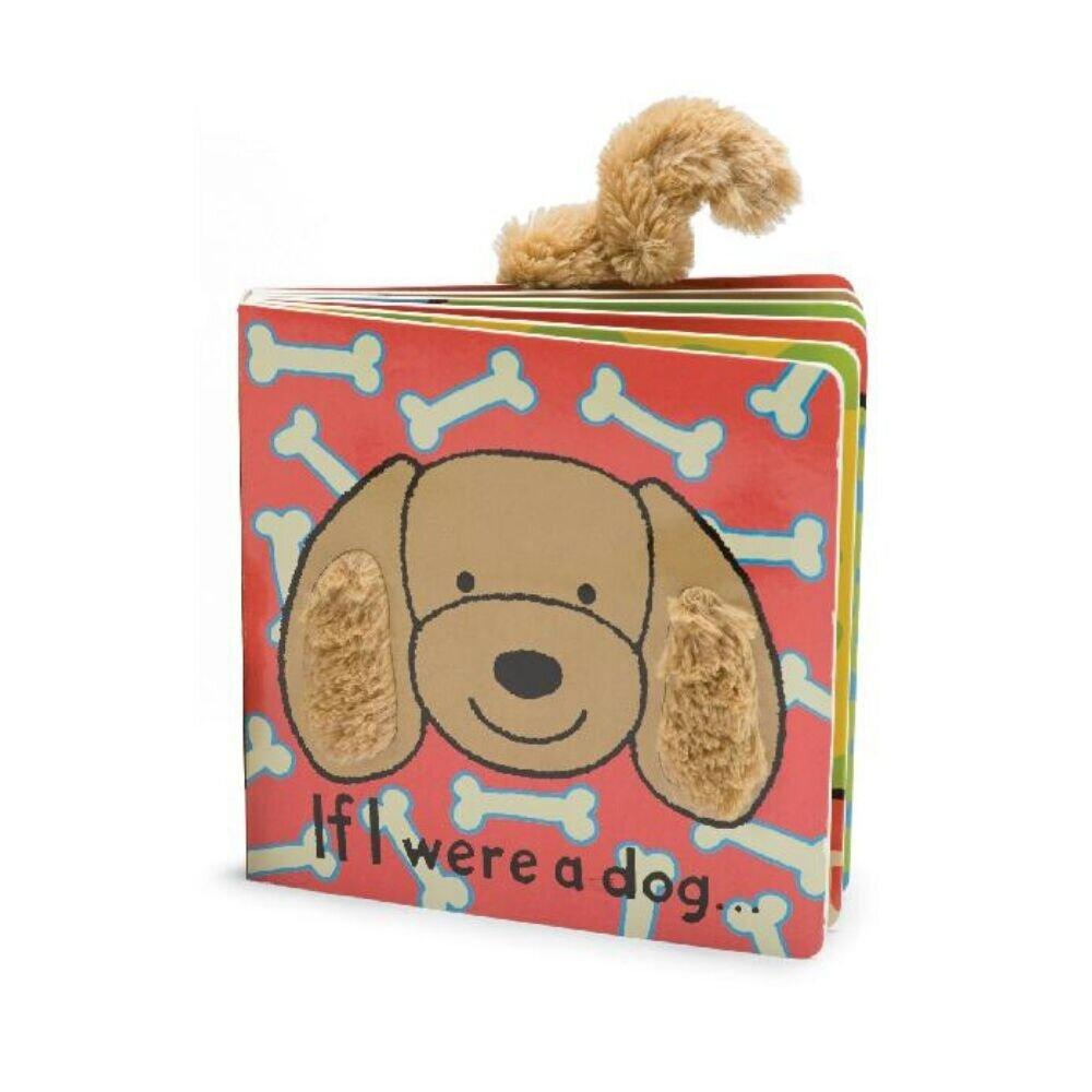 If I were a dog book by Jellycat® - GRACEiousliving.com