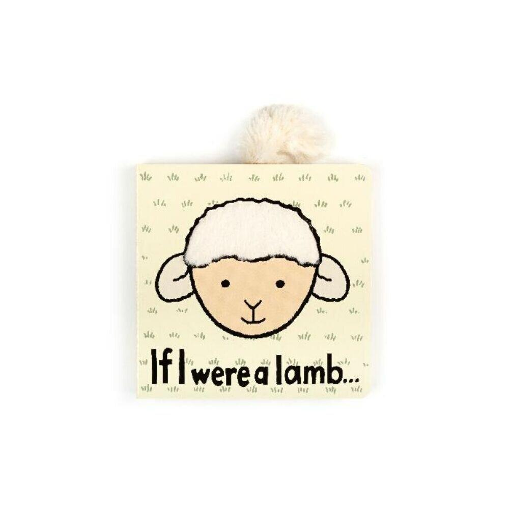 If I were a lamb book by Jellycat® - GRACEiousliving.com