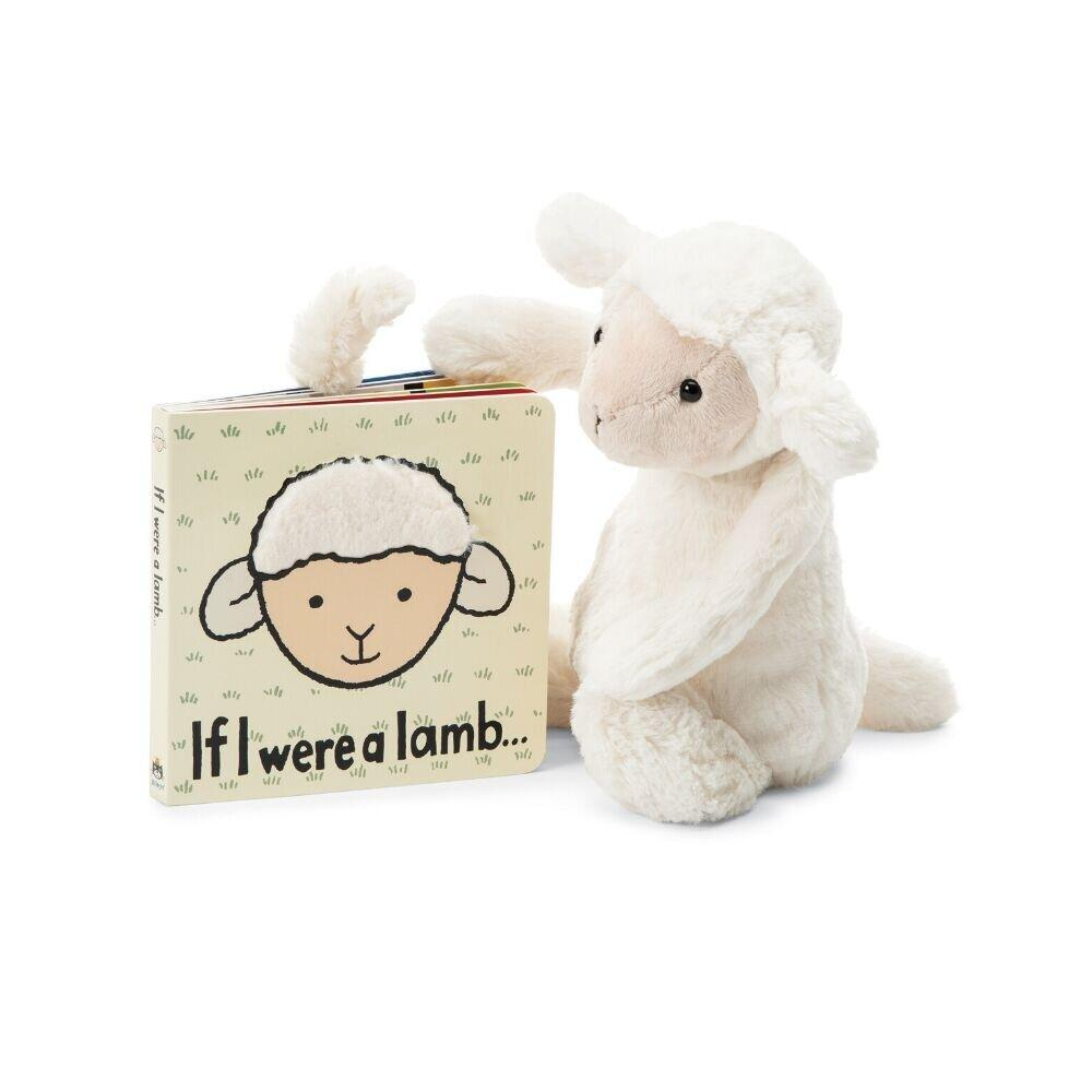 Jellycat® Bashful Lamb - GRACEiousliving.com