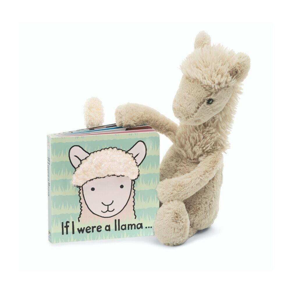 If I were a llama book by Jellycat® - GRACEiousliving.com