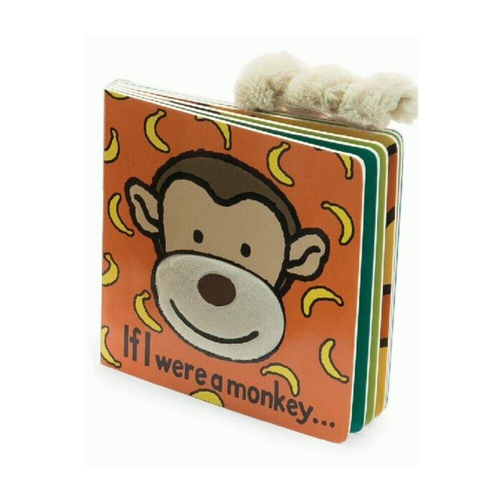 If I were a Monkey Book by Jellycat® - GRACEiousliving.com