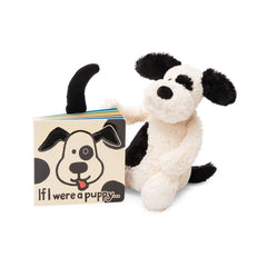 If I were a puppy book by Jellycat