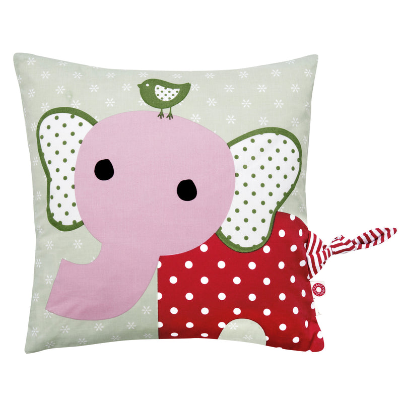 Simon - Pink Cushion Cover