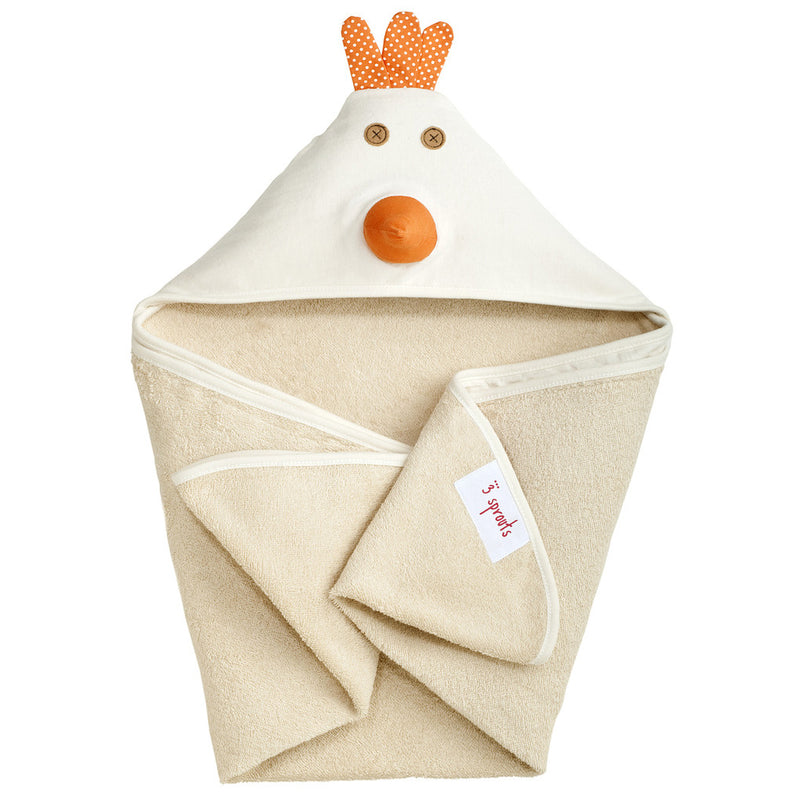 Chicken – Hooded Towel