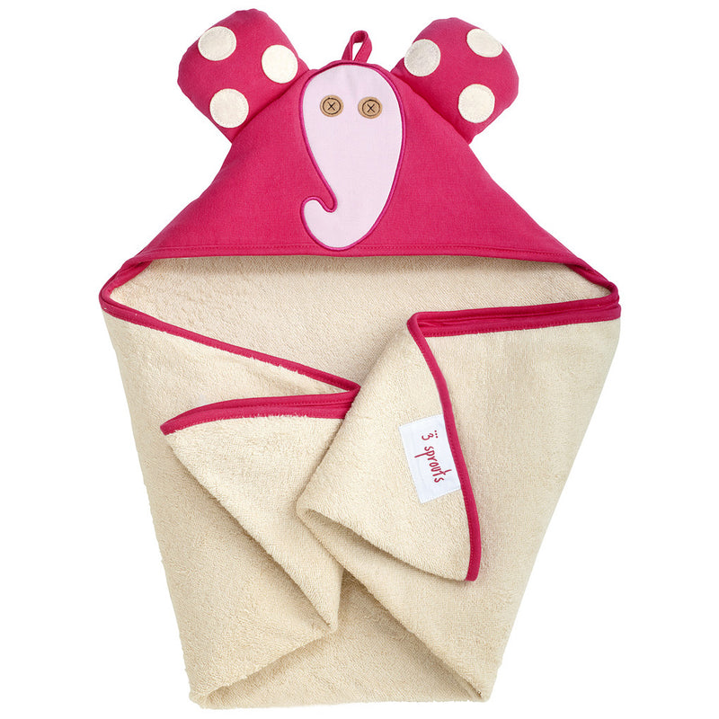 Elephant – Hooded Towel