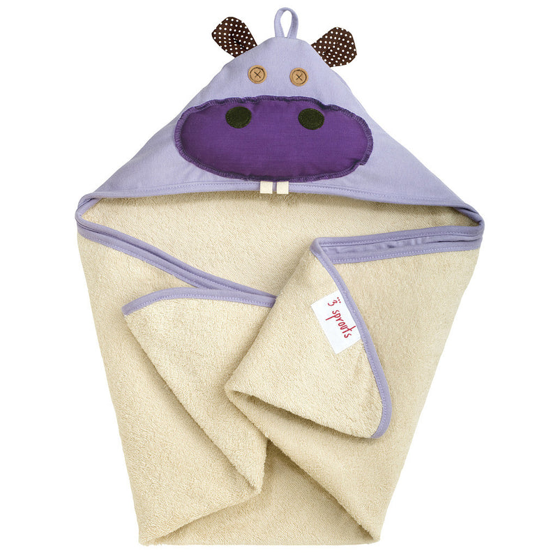 Hippo – Hooded Towel