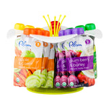 Petal - Food Pouch Storage