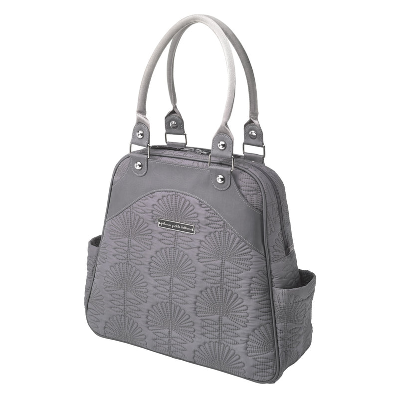 Sachay Satchel – Embossed Diaper Bag