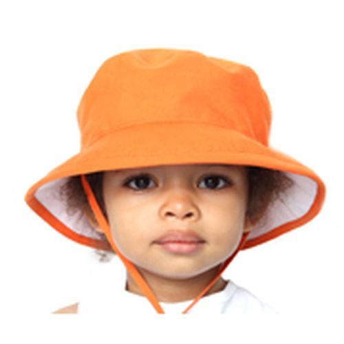 Organic Cotton Solid Camp Hat