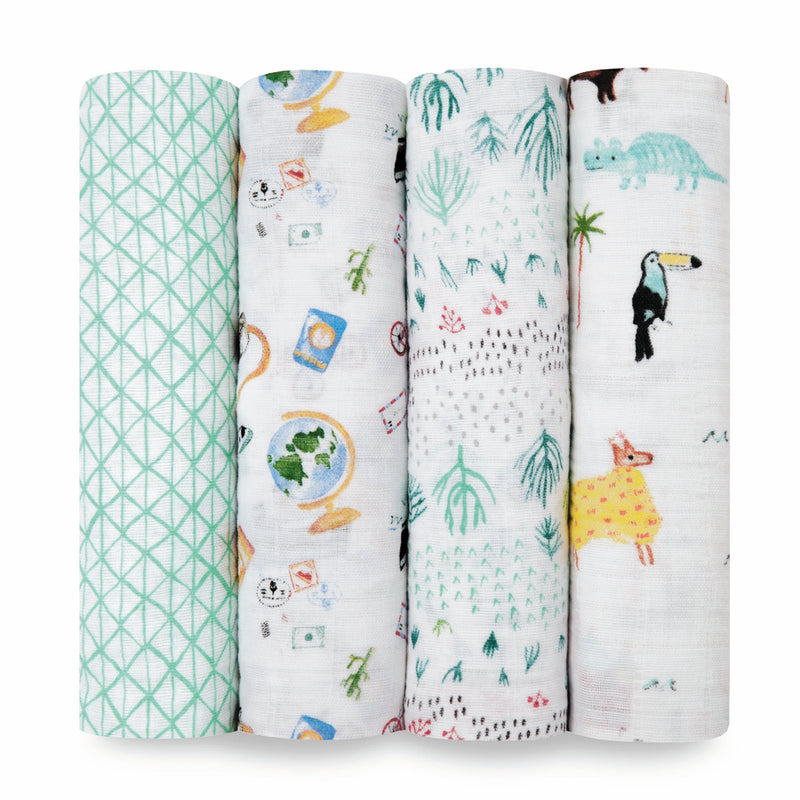 Swaddle – 4 Pack