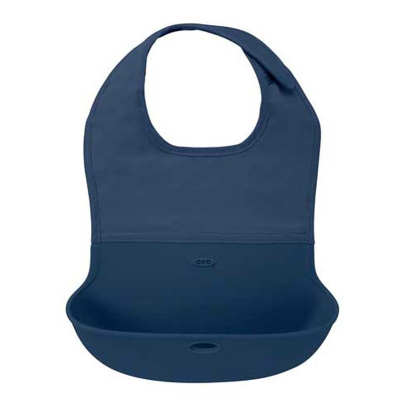 Roll Up Bib - Blue