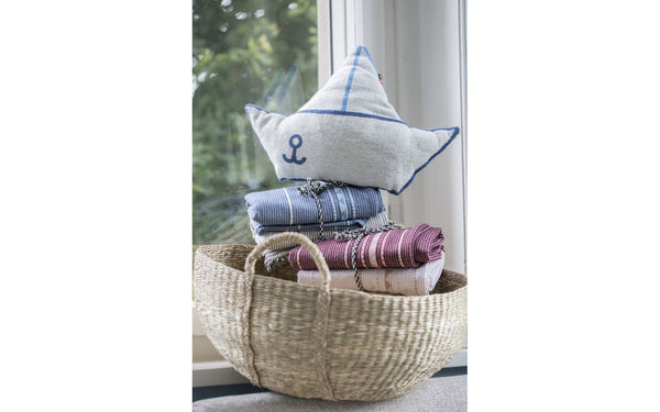 Set of two Boats Towel