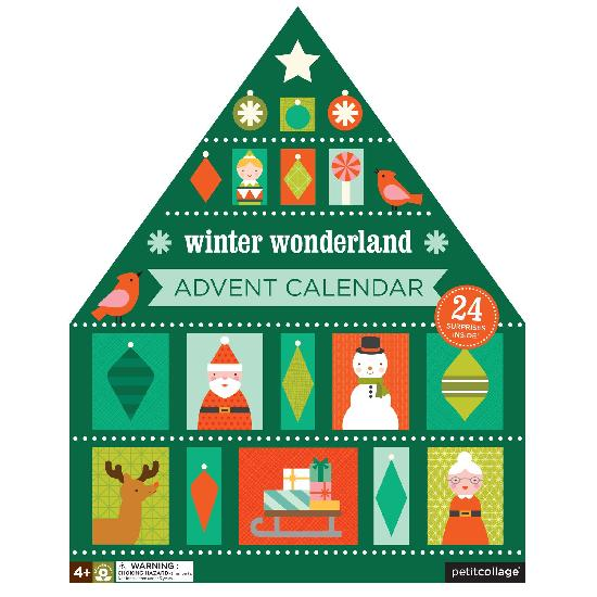 Advent Calendar - Winter Wonderland