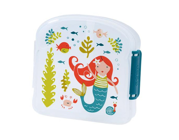 Mermaid Good Lunch Sandwich Box