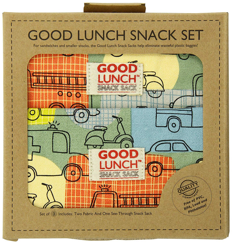 Good Lunch Snack Set - Road Trip