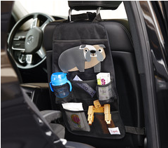 Bulldog - Backseat Organizer