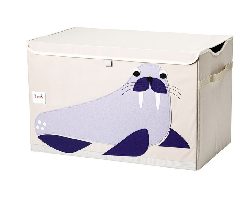 Walrus Toy Chest