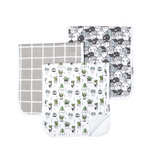 Urban Burp Cloth Set