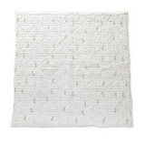 Bunny Hop - Quilted Blanket