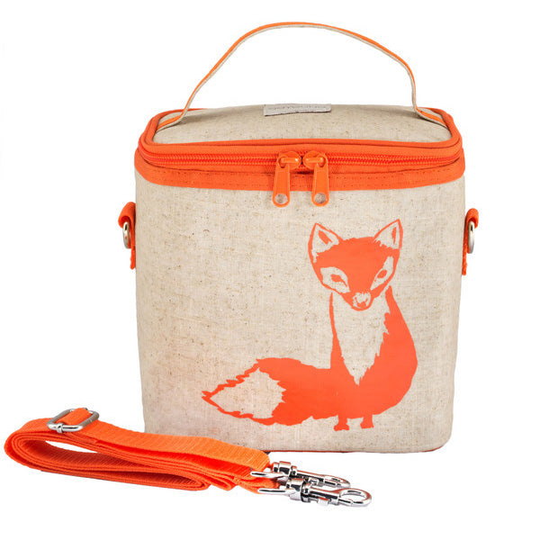 Orange Fox - Mini Cooler