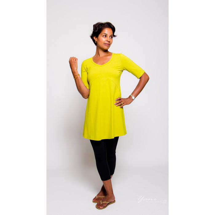Nursing Tunic - Short Sleeve