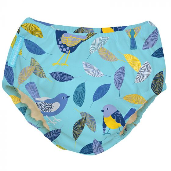2-In-1 Swim Diaper / Training Pants - Twitter Birds