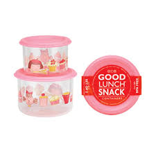 Cupcake Good Lunch Snack Container