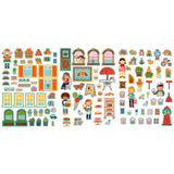 My Little Town - Sticker Activity Set