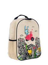 Pixopop Stitch Time Traveller Toddler Backpack