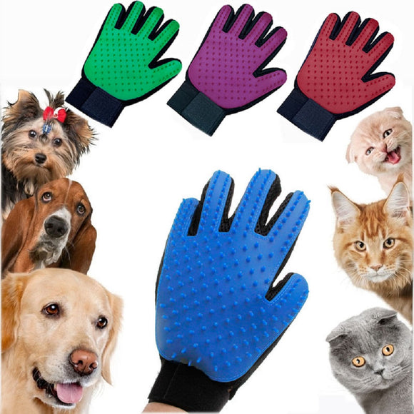 Get your FREE Angels Pet Grooming Glove just pay for shipping and handling