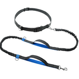 Hands free dog leash for jogging or walking with your dog
