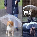 Dog Leash Umbrella