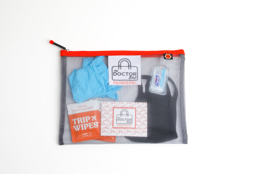 The Doctor Bag - Fully Stocked