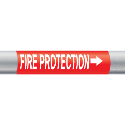 Fire Protection Wrap Around